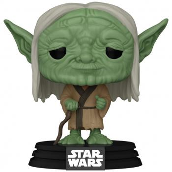 Star Wars Concept POP! Vinyl Figure - Yoda (Alternate)
