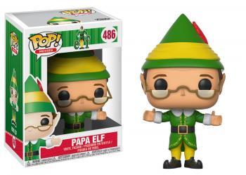Elf Movie POP! Vinyl Figure - Papa Elf [COLLECTOR]