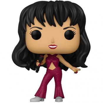 Rocks POP! Vinyl Figure - Selena (Burgundy Outfit) [STANDARD]