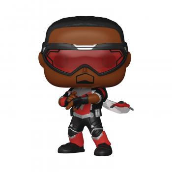 The Falcon and the Winter Soldier POP! Vinyl Figure - Falcon w/ Red Wing [COLLECTOR]