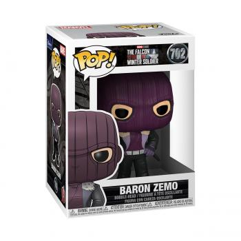 The Falcon and the Winter Soldier POP! Vinyl Figure - Baron Zemo