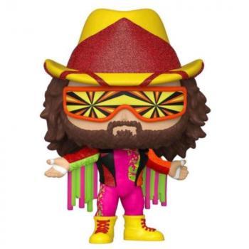WWE POP! Vinyl Figure - Macho Man Randy Savage (Diamond) (Special Edition)