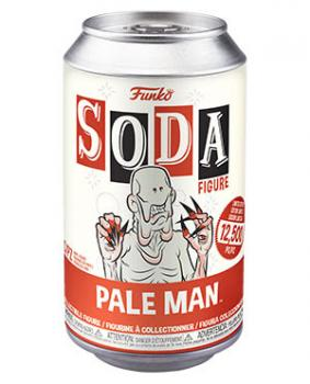 Pan's Labyrinth Soda Figure - Pale Man (Limited Edition: 12,500 PCS)