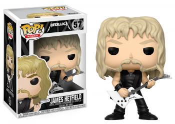 Metallica POP! Vinyl Figure - James Hetfield
