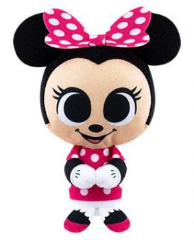 Mickey S1 Disney - Minnie Mouse 4'' Plush