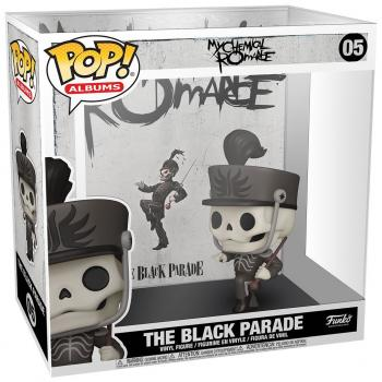 My Chemical Romance POP! Albums Vinyl Figure - The Black Parade