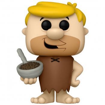 Flintstones Ad Icons POP! Vinyl Figure - Barney w/ Cocoa Pebbles Cereal  [STANDARD]
