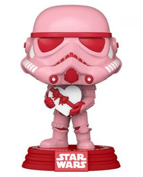 Star Wars Valentines POP! Vinyl Figure - Stormtrooper w/ Heart