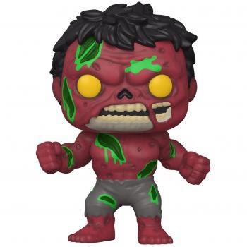 Hulk POP! Vinyl Figure - Zombies Red Hulk (Marvel) [COLLECTOR]