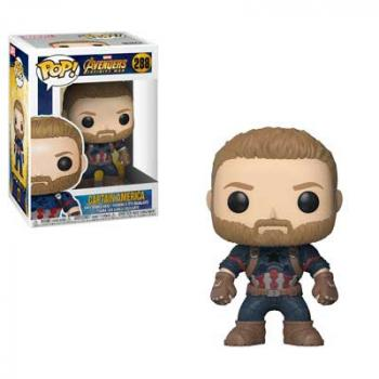 Avengers Infinity War POP! Vinyl Figure - Captain America