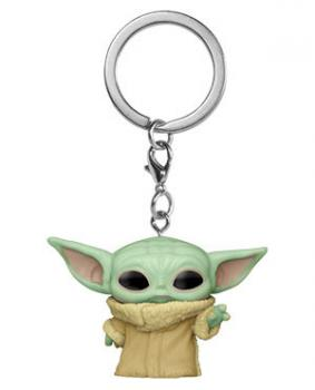 Star Wars: Mandalorian Pocket POP! Key Chain - The Child