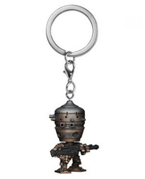Star Wars: Mandalorian Pocket POP! Key Chain - IG-11