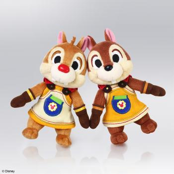 Kingdom Hearts III Plush - Chip & Dale