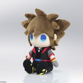 Kingdom Hearts III Plush - Sora