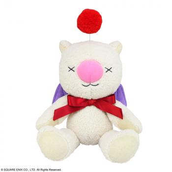 Final Fantasy Plush - Moogle Fluffy Fluffy