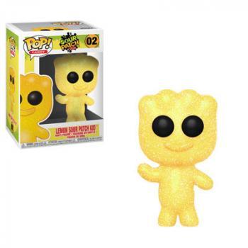 Sour Patch Kids POP! Vinyl Figure - Lemon