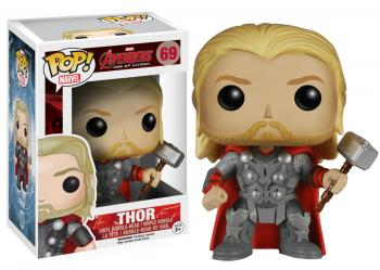 Age of Ultron Avengers 2 POP! Bobble Head Vinyl Figure - Thor