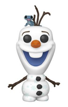 Frozen 2 POP! Vinyl Figure - Olaf w/ Bruni (Disney)