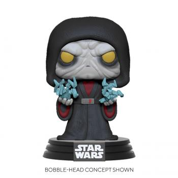 Star Wars: Rise of Skywalker POP! Vinyl Figure - Palpatine (Revitalized)