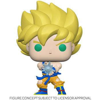 Dragon Ball Z POP! Vinyl Figure - Super Saiyan Goku (Kamehameha)  [COLLECTOR]