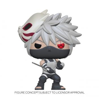 Naruto Shippuden POP! Vinyl Figure - Kakashi Hatake (ANBU) (AAA Anime Exclusive) [RANDOM] [COLLECTOR]
