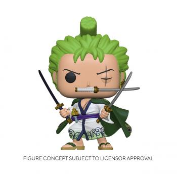 One Piece POP! Vinyl Figure - Roronoa Zoro  [COLLECTOR]