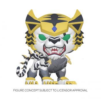 Bakugan Battle Brawlers POP! Vinyl Figure - Tigrerra  [COLLECTOR]