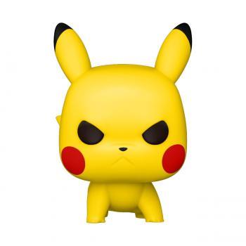 Pokemon POP! Vinyl Figure - Pikachu (Attack Stance)  [STANDARD]