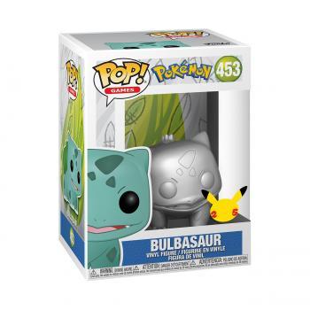 Pokemon POP! Vinyl Figure -  Bulbasaur (Silver Chrome)  [STANDARD]