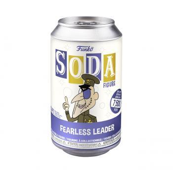 Rocky & Bullwinkle Vinyl Soda Figure - Fearless Leader (Limited Edition: 7,500 PCS)