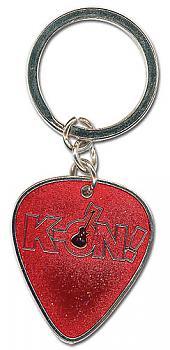 K-ON! Key Chain - Guitar Pick