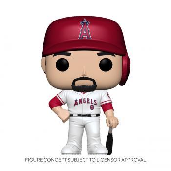 MLB Stars POP! Vinyl Figure - Mike Trout (Home) (Los Angeles Angels)