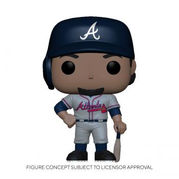 MLB Stars POP! Vinyl Figure - Ozzie Albies (Atlanta Braves)