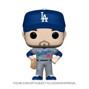 MLB Stars POP! Vinyl Figure - Cody Bellinger (Home) (Los Angeles Dodgers)