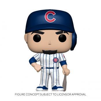 MLB Stars POP! Vinyl Figure - Javier Baez (Home) (Chicago Cubs)