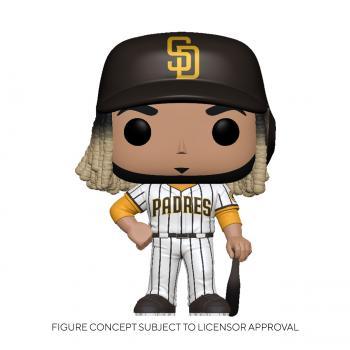 MLB Stars POP! Vinyl Figure - Fernando Tatis Jr. (Home) (San Diego Padres)