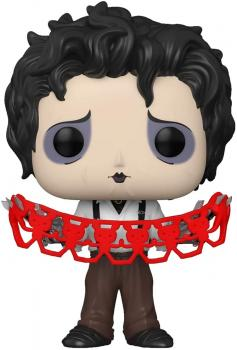Edward Scissorhands POP! Vinyl Figure - Edward (Kirigami) (Special Edition)