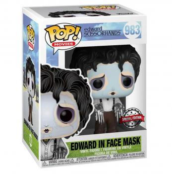 Edward Scissorhands POP! Vinyl Figure - Edward (Face Mask) (Special Edition)