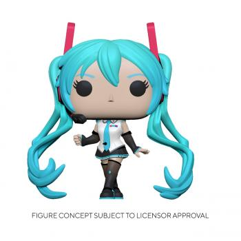 Vocaloid POP! Vinyl Figure - Mergurine Hatsune Miku V4X [COLLECTOR]