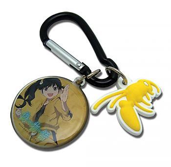 Nisemonogatari Key Chain - Karen Bee Clip