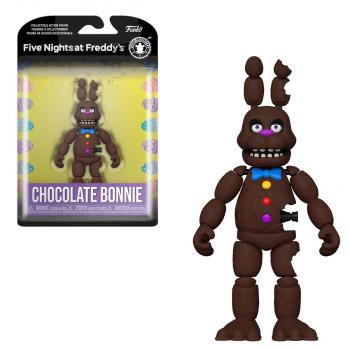 Five Nights At Freddy's Action Figure - Chocolate Bonnie