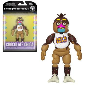Five Nights At Freddy's Action Figure - Chocolate Chica