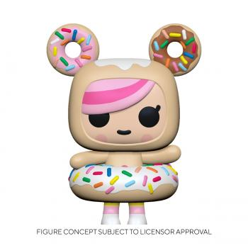 Tokidoki POP! Vinyl Figure - Donutella