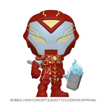Infinity Warps POP! Vinyl Figure - Iron Hammer (Marvel) [STANDARD]