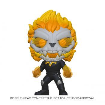 Infinity Warps POP! Vinyl Figure - Ghost Panther (Marvel) [COLLECTOR]