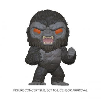 Godzilla Vs Kong POP! Vinyl Figure - Kong (Battle Ready) [COLLECTOR]
