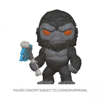 Godzilla Vs Kong POP! Vinyl Figure - Kong w/ Axe [COLLECTOR]