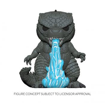 Godzilla Vs Kong POP! Vinyl Figure - Godzilla (Fire Breathing) [COLLECTOR]