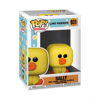 Line Friends POP! Vinyl Figure - Sally