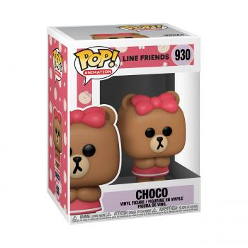 Line Friends POP! Vinyl Figure - Choco